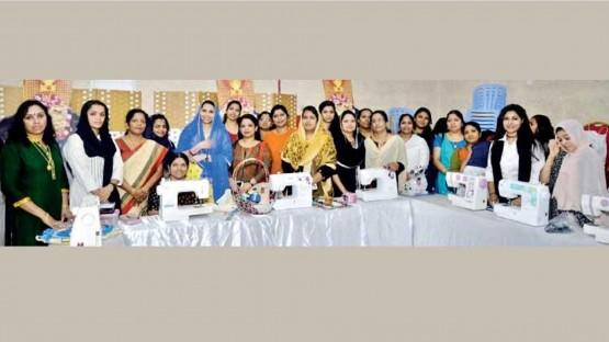 അബുദാബി മലയാളി സമാജം തുന്നൽ പരിശീലന ക്ലാസ് സംഘടിപ്പിക്കുന്നു