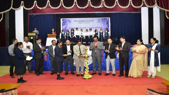 ഇന്ത്യൻ സ്കൂൾ പ്രിഫെക്ട് കൗൺസിൽ ചുമതലയേറ്റു