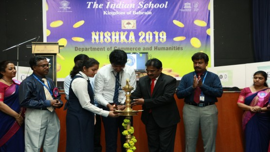 ഇന്ത്യൻ സ്കൂൾ കൊമേഴ്സ് ഫെസ്റ്റിവൽ നിഷ്ക 2019 ആഘോഷിച്ചു