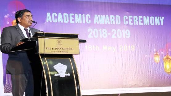 ഇന്ത്യൻ സ്കൂൾ അവാർഡ് ദാന ചടങ്ങിൽ 500 വിദ്യാർത്ഥികളെ ആദരിച്ചു