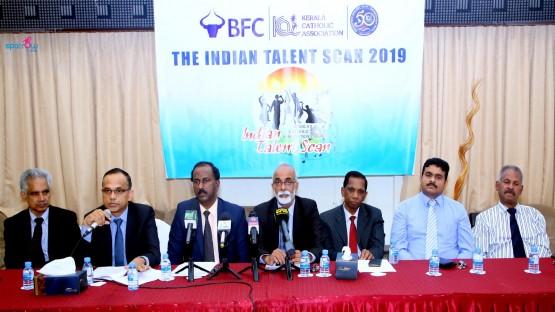 BFC - KCA - ഇന്ത്യൻ ടാലന്റ്റ്സ്കാൻ2019