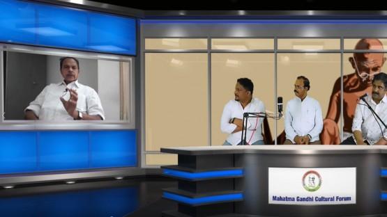 മഹാത്മാഗാന്ധി കൾച്ചറൽ ഫോറത്തിന്റെ നേതൃത്വത്തിൽ ഗാന്ധി ജയന്തി ദിനം ആഘോക്ഷിച്ചു