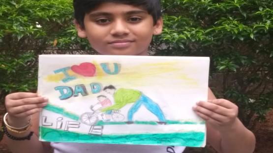 പഠനം രസകരമാക്കി ഇന്ത്യൻ സ്കൂൾ റിഫ കാമ്പസിലെ കുരുന്നുകൾ