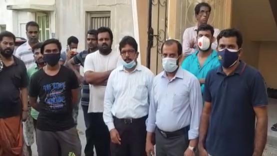 ഹിദ്ദിലെ തൊഴിലാളികളുടെ ദുരിതം. അധികൃതരുടെ അടിയന്തിര ഇടപെടല് വേണമെന്ന് SWA