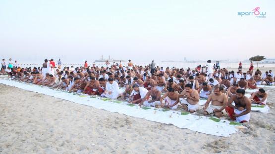 ജിസിസി രാജ്യമായ ബഹ്റൈനിലും വിശ്വാസികൾക്ക്ബലിയർപ്പണത്തിനുള്ള സൗകര്യങ്ങളൊരുക്കി അമൃതാന്ദമയീ സേവ സമിതി