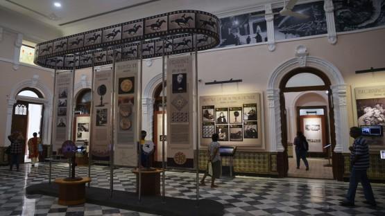 സൗദിയിലെ ആദ്യത്തെ സിനിമ മ്യൂസിയം മദീനയില്