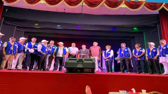 ഇന്ത്യൻ കമ്മ്യൂണിറ്റി റിലീഫ് ഫണ്ട് (ഐസിആർഎഫ്) തൊഴിലാളി ദിനം 2019 - സമ്മർ ഫെസ്റ്റ് ആഘോഷിച്ചു